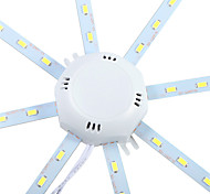 cheap -YWXLIGHT® 960 lm LED Ceiling Lights 24 leds SMD 5730 Decorative Cold White AC 220-240V