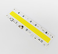 Недорогие -ZDM ™ поделки 100w 1000lm 6000-6500k холодный белый свет интегрированный светодиодный модуль пластины высокого давления (AC220V)