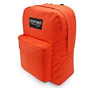 pofoko® 15,6 polegadas impermeável laptop mochila rosa / vermelho / laranja
