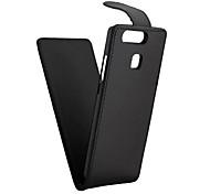cuero de la PU cubierta de la caja hasta la piel móvil del tirón abajo para Huawei P9 / p8 / Y560 / Y530 / Y520 / y625 / Y550 / P8 Lite /