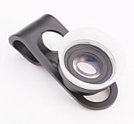 skina CP-24x 12 × 24 × + doble len macro para la fotografía de teléfonos inteligentes