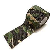 cheap -Outdoor Shooting Hunting Camera Tools Waterproof Wrap Durable Cloth Army Camouflage Tape Bike Bicycle Accessories