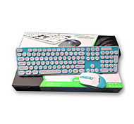 cheap -1200Dpi	HK3960 Wireless USB Keyboard & MouseFor Windows 2000/XP/Vista/7/Mac OS