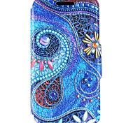 SZKINSTON® Art of Spiral Pattern Full Body PU Cover with Stand for Huawei P9/P9 Plus/P9 Lite/G9 and Huawei Honor 4X/3C