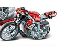 Недорогие -Конструкторы Игрушечные машинки Мотоспорт Строительная техника Игрушки Автомобиль Мотоспорт Грузовик Строительная техника Экологичные