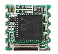 TEA5767 Chip FM Radio Module for Arduino, Raspberry, ARM