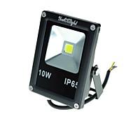 10W Projecteurs LED 900 lm Blanc Froid LED Intégrée Décorative / Etanches AC 85-265 / AC 100-240 / AC 110-130 V 1 pièces