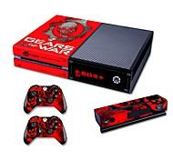 Недорогие -B-Skin-XBOX ONE-USB-ПВХ-Стикер-Один Xbox-Один Xbox-Новинки
