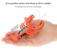 магия солнечных батареях омаров милые игрушки для детей солнечного омаров