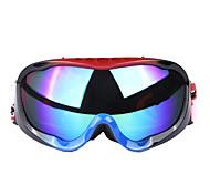 высокого качества мужчин и женщин профессиональные двойной слой анти туман линзы лыжные очки