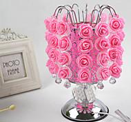 1PC Roses Desk Lamp Touch-Sensitive Sweet Lamp Aing Kind Of  Wedding Festival Gift