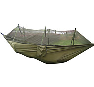 Camping Hammock with Mosquito Net Moistureproof/Moisture Permeability Portable Anti-Insect Breathability for Hunting Hiking Camping