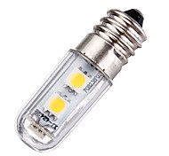 cheap -1W 420 lm E14 LED Corn Lights T 77 leds SMD 5050 Decorative Warm White Cold White AC 220-240V
