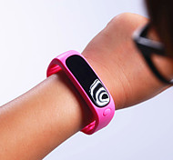 abordables -Mujer Reloj de Pulsera Reloj elegante Reloj Deportivo Digital Cronógrafo Resistente al Agua Control remoto Podómetros Noctilucente