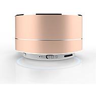 High Quality Metal Bluetooth Speaker Read  TF Card Portable Speakers Own Radio Mini Wireless Speaker Support Calls Mic