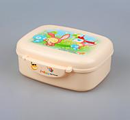 950ml Tiffin бенто коробка коробка для завтрака для еды с заблокированной крышкой