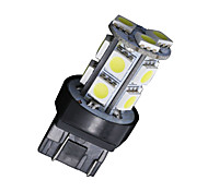 Недорогие -4x ксенон белый T20 7443 5050 13-SMD - хвост тормозами габаритной лампы 7444na