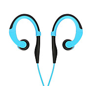 cheap -PISEN R101 In Ear Ear Hook Wired Headphones Plastic Sport & Fitness Earphone with Microphone Noise-isolating Headset