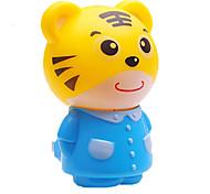 cheap -Children bedroom Bear cats tiger rabbit light animal pets room Led decorate kids children's toys wall light