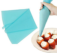 30cm Length Silicone Icing Piping Cream Pastry Bag Cake Decorating Tool