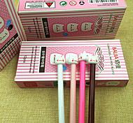 cheap -Gel Pen Pen Gel Pens Pen, Plastic Black Ink Colors For School Supplies Office Supplies Pack of