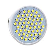 gu10 gx5.3 led spotlight mr16 48 smd 2835 300lm теплый белый холодный белый 2700-6500k декоративный AC 220-240v