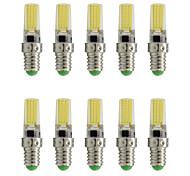 3W E14 Focos LED T 1 COB 250-300 lm Blanco Cálido Blanco Fresco K Decorativa AC 100-240 V