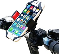cheap -Bike Mount Bike Phone Mount Cycling/Bike Rotatable Universal Adjustable Durable For Cellphone 360°Rolling / Rotatable GPS Plastic-1