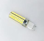 abordables -4W 400-500 lm G9 Bombillas LED de Mazorca T 80LED leds SMD 5730 Decorativa Blanco Cálido Blanco Fresco AC 110-130V AC 220-240V