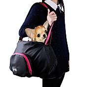 Недорогие -Кошка Собака Переезд и перевозные рюкзаки Слинг Животные Корпусы Компактность Твердый Черный Серый