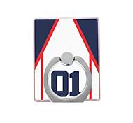 бейсбольная куртка модель пластиковый держатель кольца / 360 вращающийся для мобильного телефона iphone 8 7 samsung galaxy s8 s7