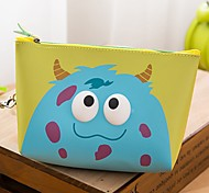 cheap -Cosmetic Bag Water Proof Hand Take Cosmetics Cartoon Lovely (Random Colours)
