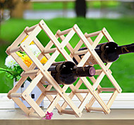 cheap -Wine Rack Wood, Wine Accessories High Quality CreativeforBarware 45*31*12.5/45*31*12.5/37*21*13/46*23*12 0.15