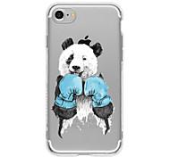 Panda TPU Case For Iphone 7 7Plus 6S/6  6Plus/6S Plus iPhone Cases