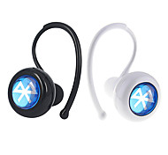 cheap -In Ear Wireless Headphones Plastic Driving Earphone Mini with Volume Control with Microphone Noise-isolating Headset