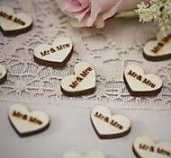 Wedding Engagement Wedding Party Valentine Valentine's Day Wood Eco-friendly Material Wedding Decorations Garden Theme Asian Theme Floral