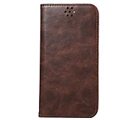 Magnetic Flip Genuine Leather Cover Case for iPhone 7 Plus 7 6s 6 Plus SE 5s 5 Card Holder