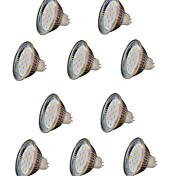2W GU5.3(MR16) Focos LED MR16 18 SMD 2835 350 lm Blanco Cálido 3000 K Decorativa V