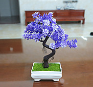 cheap -Artificial Flowers 1 Branch Simple Style Plants Tabletop Flower