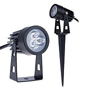 cheap -3W 450 lm LED Floodlight 3 leds Warm White Cold White
