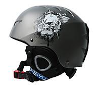 шлем Универсальные Спортивный шлем Снег шлем CE EN 1077 Сноубординг Снежные виды спорта Зимние виды спорта Лыжи