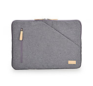 "Sleeve for Macbook 13"" Macbook Air 11""/13"" Macbook Pro 13""/15"" MacBook Pro 13""/15"" with Retina display Solid Color Textile Material Shockproof"