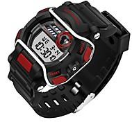 SANDA Kid's Smart Watch Sport Military Style Waterproof Sport Japanese Quartz Watches Shock  Relogio Digital Watch
