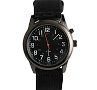 Simple Fashion Casual Woven Men's Quartz Watch