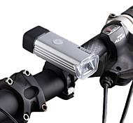 Luci bici LED LED Ciclismo Ricaricabile Impermeabile Oscurabile Batteria al litio 70 LUX Lumens USB Bianco