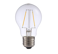 cheap -E26 LED Filament Bulbs A17 2 COB 200 lm Warm White 2700 K Dimmable AC 110-130 V