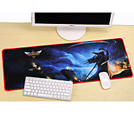 cheap -Professional Custom Computer Game League of Legends Karthus Gaming Mouse Pad Used for  Deskop And Laptop Computer 30x80x0.2cm