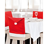 Christmas Decorations Christmas Chair Covers Home Decor 60*50CM 1 Piece