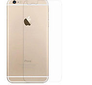 ZXD  9H 0.3MM Back Tempered Glass For iPhone 7 Plus Transparent Screen Protector with Clean Tools