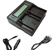 ismartdigi dli90 LCD Dual зарядное устройство с кабелем для зарядки в автомобиле для Pentax K7 K-7 k5 K-5ii k52s Iis K01 645D камеры